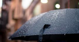 Ostrzeżenie przed intensywnymi opadami deszczu z burzami