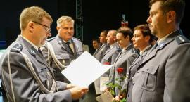 Awanse, wyróżnienia i nagrody dla szczecineckich policjantów