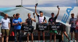 Igor Siódmiak drugi w zawodach triathlonowych!