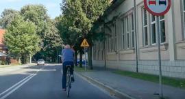 Na Ordona ciasno nawet samochodom. Czy muszą tamtędy jeździć także rowery?