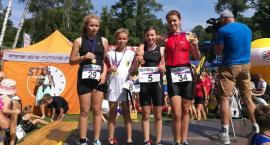 Dobry start zawodników Triathlon Szczecinek w Sławie