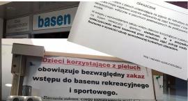 W Szczecinku zakaz basenowy dla dzieci w pieluchach [Wrzuć Temat]