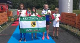Zawodnicy Triathlon Szczecinek zdobyli trzy medale