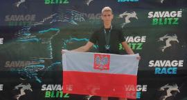 Roland Pawłowicz ze Szczecinka wystartował w prestiżowych zawodach Savage Race w Chicago!
