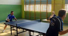 Tenis stołowy: Biedziuk i Krawczyk najlepsi w Czarnem