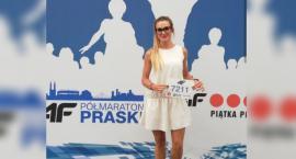 Mieszkańcy Szczecinka na Półmaratonie Praskim w Warszawie