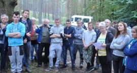 Grzybobranie na wrzosowej polanie po raz dziewiąty