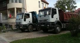 Domy pękają, przejście blokują ciężarówki. Ratusz: Tej inwestycji nikt nie zatrzyma