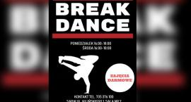 Nauka Break Dance. Zaproszenie na zajęcia