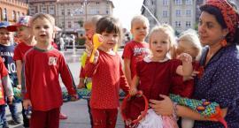 Dzień Przedszkolaka w Szczecinku. Dzieci z