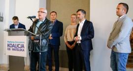Nowoczesna agituje w Szczecinku. Przyjechał sekretarz generalny