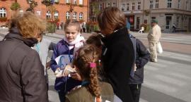 Uczniowie Szkoły Podstawowej Nr 5 w Szczecinku przepytywali z tabliczki mnożenia