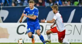 Mateusz Bartolewski z trzecią bramką w II lidze. Ruch rozbił Resovię