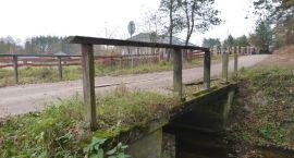 Most w remoncie - objazd i kładka dla pieszych i rowerzystów