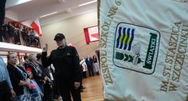 Patriotyczne ślubowanie pierwszoklasistów w ZS nr 6
