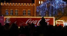 Ciężarówka Coca-Coli ponownie w Szczecinku?