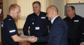 Młodzi policjanci zakończyli szkolenie w Szczecinku