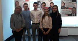 Uczniowie z ZST wzięli udział w akcji