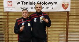 Antoni Biedziuk z brązowym medalem Mistrzostw Polski