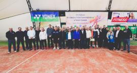 Halowe Mistrzostwa Polski Samorządowców w Tenisie Ziemnym