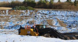 Dziki: Z planów budowy toru kartingowego na razie pozostała dziura