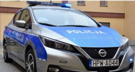 Policja w Szczecinku z radiowozem na prąd!