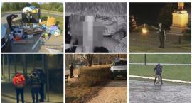 Pijany z głową w żywopłocie i znaleziony iphone. TOP interwencji Straży Miejskiej w Szczecinku