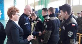 Zawody obronno - sportowe o puchar Starosty Człuchowskiego