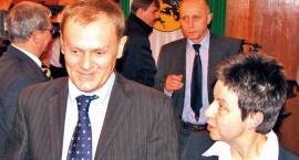 Donald Tusk w Szczecinku: Być może upolitycznienie ma sens na poziomie województwa