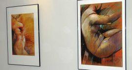 Ciało jako dzieło sztuki – otwarto wystawę Jacka Juriewicza