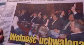 Kapsuła Warcisława. Ironiczno - historycznie o Szczecinku z roku 2006, kontynuacja
