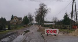 Przebudowa drogi w Drzonowie