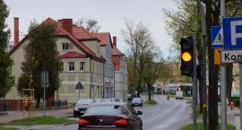 Szybcy i wściekli na ul. Warcisława i Klasztornej w Szczecinku