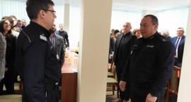 Likwidacja plantacji marihuany, więcej funkcjonariuszy. Policjanci w Szczecinku na rocznej odprawie