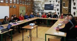 Rozmawiali o stadionie lekkoatletycznym w Szczecinku. Pierwsze zawody już w maju