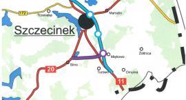 Minister Adamczyk w Szczecinku. Będzie łącznik DK20 z S11, tiry ominą miasto