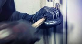 Kradzież z włamaniem na Wodociągowej. Sprawca poszukiwany