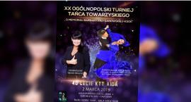"""Już w sobotę odbędzie się jubileuszowy Turniej Tańca """"O Memoriał Barbary Krzyżanowskiej-Ksok"""