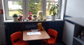 Kąciki do dziecięcych zabaw w Urzędzie Miasta i Gminy Borne Sulinowo
