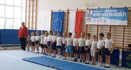Startowali najmłodsi adepci akrobatyki sportowej