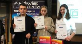 Uczniowie I LO wzięli udział w etapie centralnym Olimpiady Wiedzy o Mediach