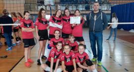 Siatkarki ze SP nr 7 w Szczecinku awansowały do półfinałów Mistrzostw Województwa