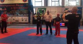 Mistrzostwa Polski w kickboxingu. Wiktoria Szumska ze złotem, Dominik Wasilewski z brązem