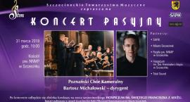 Koncert Poznańskiego Chóru Kameralnego. Zaproszenie