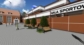 Budowa hali sportowej przy SP1, podejście drugie. Poprzednio było za drogo