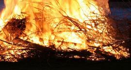 Nie pal ogniska na działce. Słono zapłacisz