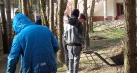 Młodzież z OHP w Szczecinku pomogła hospicjum