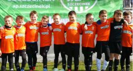 Drużyna U-8 Akademii na Pucharze Tymbarku