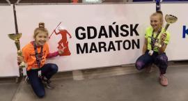 Julia i Daria z medalami w Gdańsku