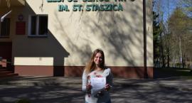 Sukces uczennicy ZS nr 6 w Szczecinku na Olimpiadzie Wiedzy i Umiejętności Rolniczych